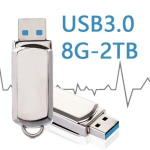 3.0 USB Metal Stick Flash Drive