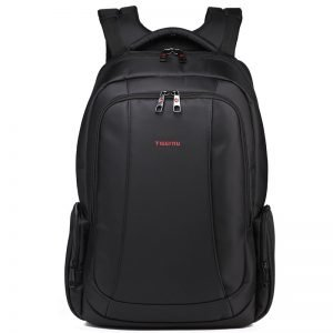 Anti-Theft Solid Unisex Travel Laptop Backpack with USB
