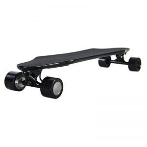 600 W Electric Skateboard with Remote Speed Controller