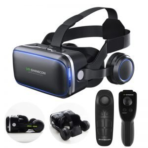 6.0 Virtual Reality Smartphone 3D Glasses