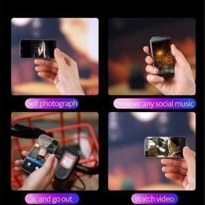 Android Mini Pocket Smartphone