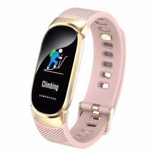 Women's Fashion Waterproof Oval Smart Watch