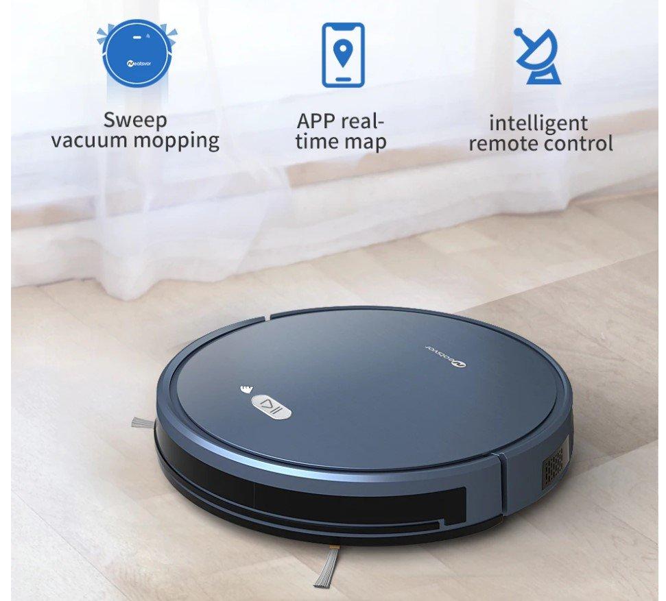 1800PA Robot Vacuum Cleaner